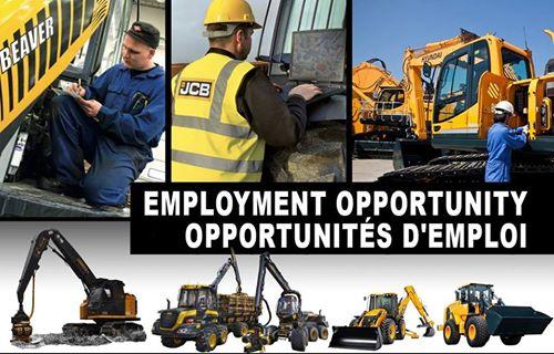 Employment Opportunity A.L.P.A. Equipment Ltd.
