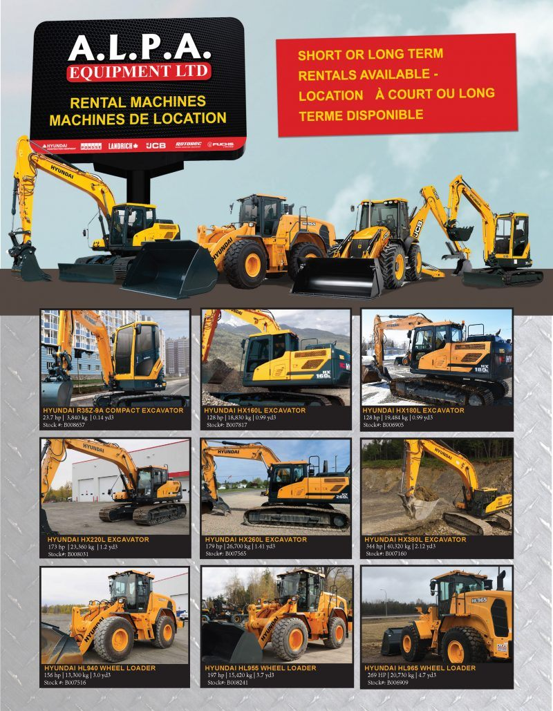 Rental Machines