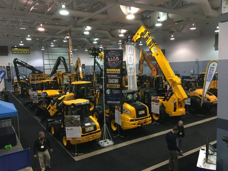 Atlantic HEavy Equipment Show 2020